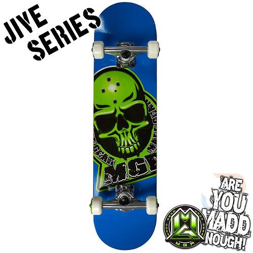 Madd Jive Sk8Board - Branded Blue