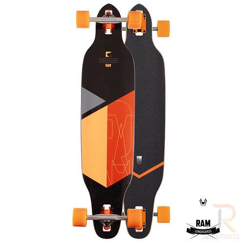 RAM Longboard - Solitary - Orange