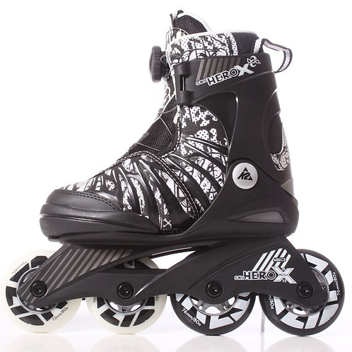 K2 Hero X BOA Junior Skates - Adj UK 10-1