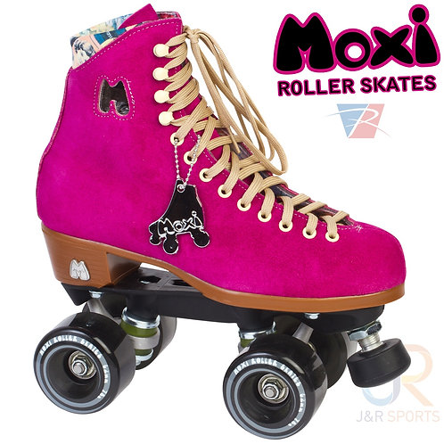 Moxi Lolly Roller Skates - Fuchsia