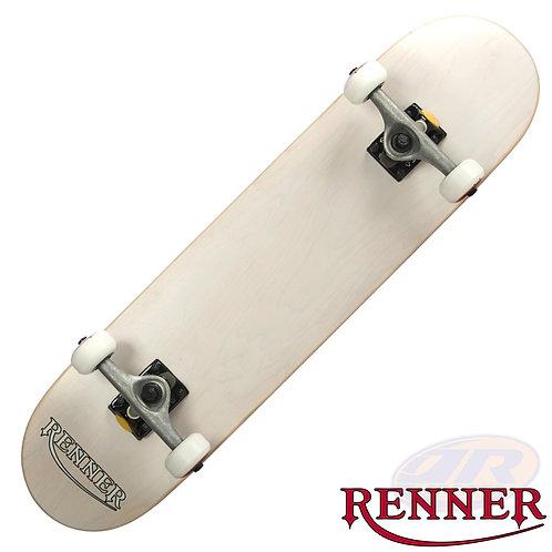 RENNER Pro Series Skateboards - White