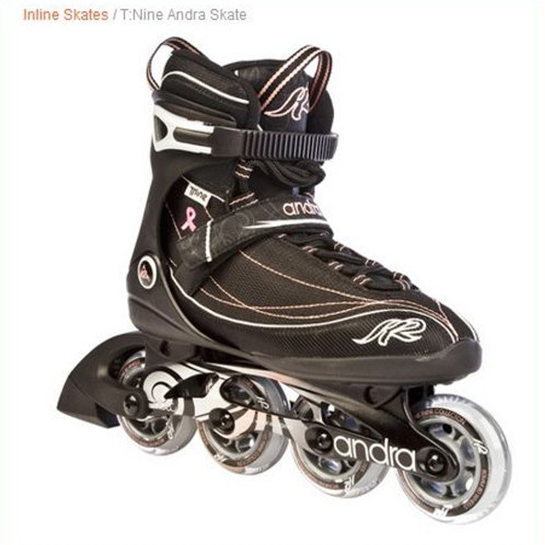 K2 Andra 80 W Skates UK 5½ (39)