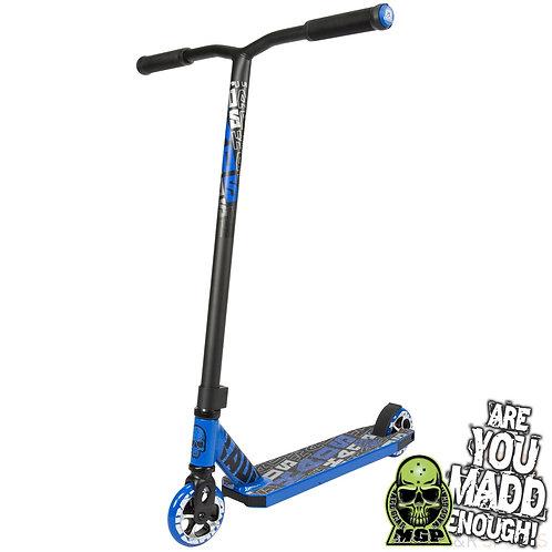 Madd Kick Kaos Scooter - Blue