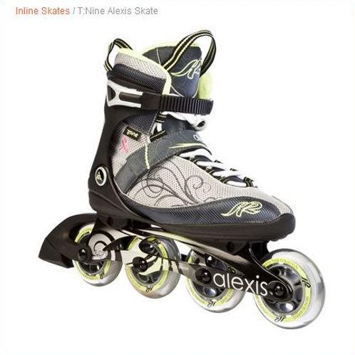 K2 Alexis 84 W Skates UK 5 (38)
