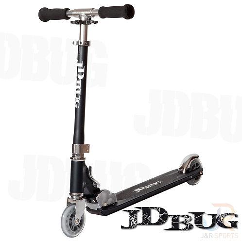 JD BUG Original Street Scooter - Matt Black