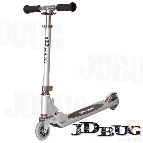 JD BUG Original Street Scooter - Silver