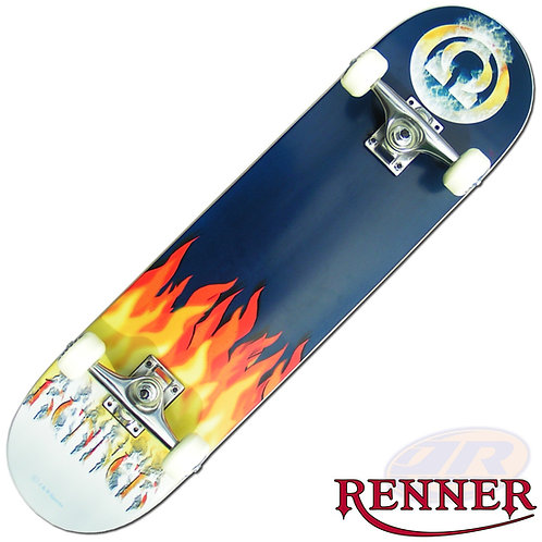 RENNER B Series Skateboards -Smoke