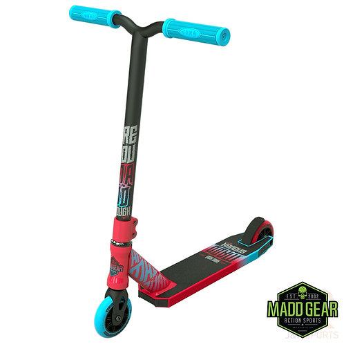 Madd Kick Mini PRO Rascal II Scooter - Red/Blue