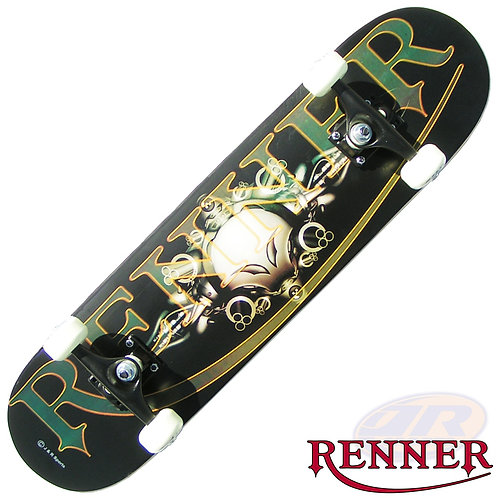 RENNER B Series Skateboards -Gothic Space Guns
