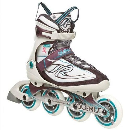 K2 Alexis 84 W Skates UK 6½ (40)