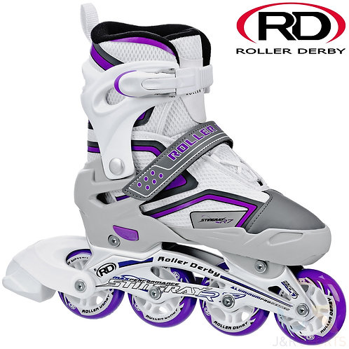 RD Stingray R7 Adjustable Skates