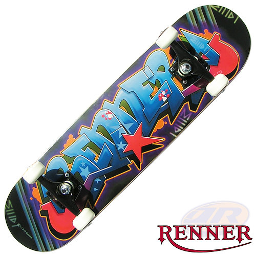 RENNER A Series Skateboards - Graffiti