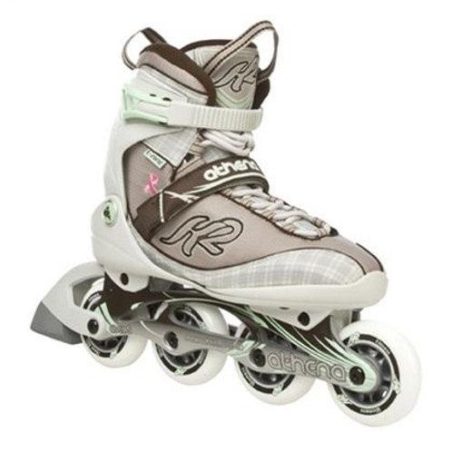 K2 Athena 78 W Skates UK 5½ (39) + UK 6 (39.5)