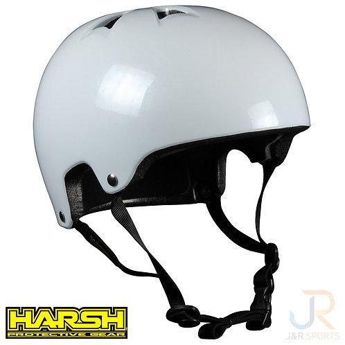 Harsh Pro EPS Helmet - Pearl White