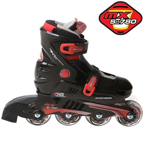 Xcess MX S780 Skates - UK 3-5 Adjustable
