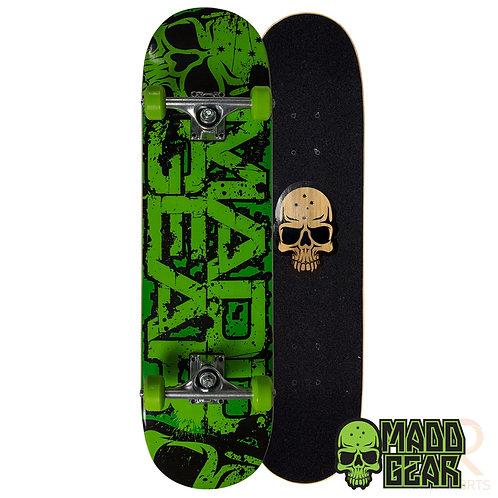 Madd Pro Sk8board - Krunch Green