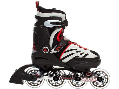 Kids K2 Adj Skates - UK Size 13-4