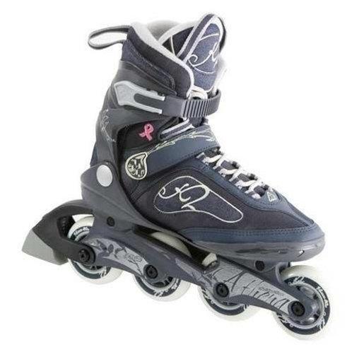 K2 Athena Denim 78 W Skates UK 7 (40.5)