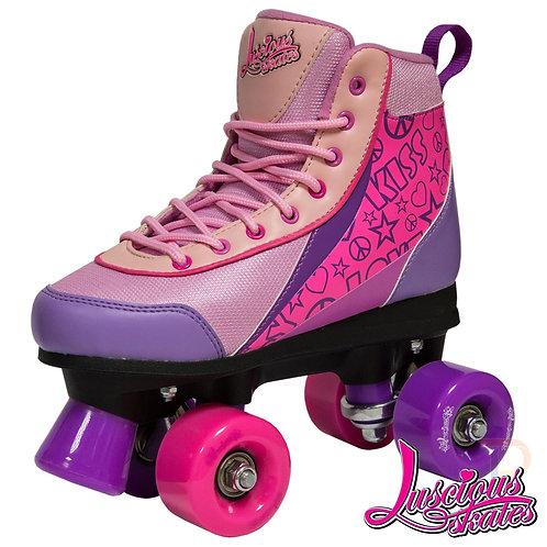 Luscious Roller Skates -Pure Passion