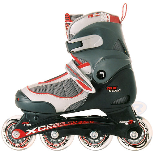 Xcess Junior Adjustable Skates