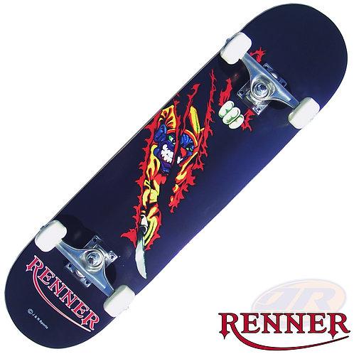 RENNER B Series Skateboards - Clown Ripper