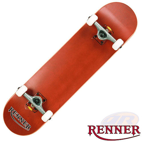 RENNER Pro Series Skateboards - Red