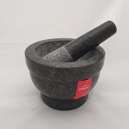 Moździerz granitowy 14cm połysk