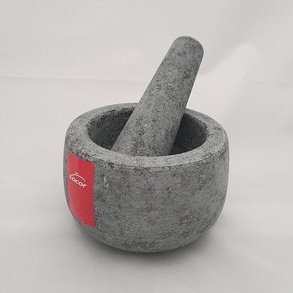 Lacor. Moździerz granitowy 12cm matowy