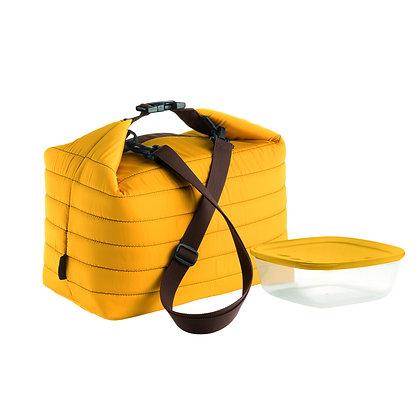 Guzzini. Duża torba termiczna z pojemnikiem