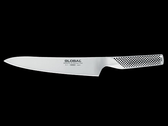 Global. G-3 nóż do porcjowania 21cm