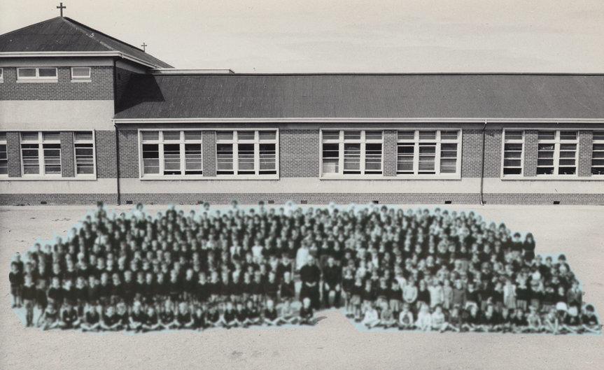 St Margaret's School Children - Circa 19