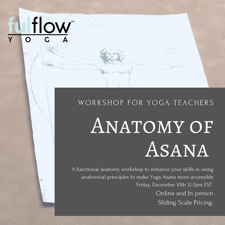 Anatomy of Asana