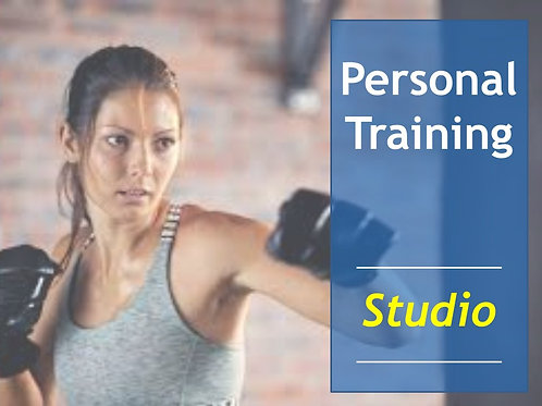 Personal Training - Studio