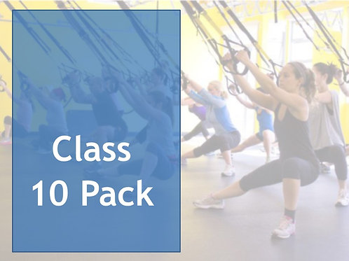 10 Pack of Classes