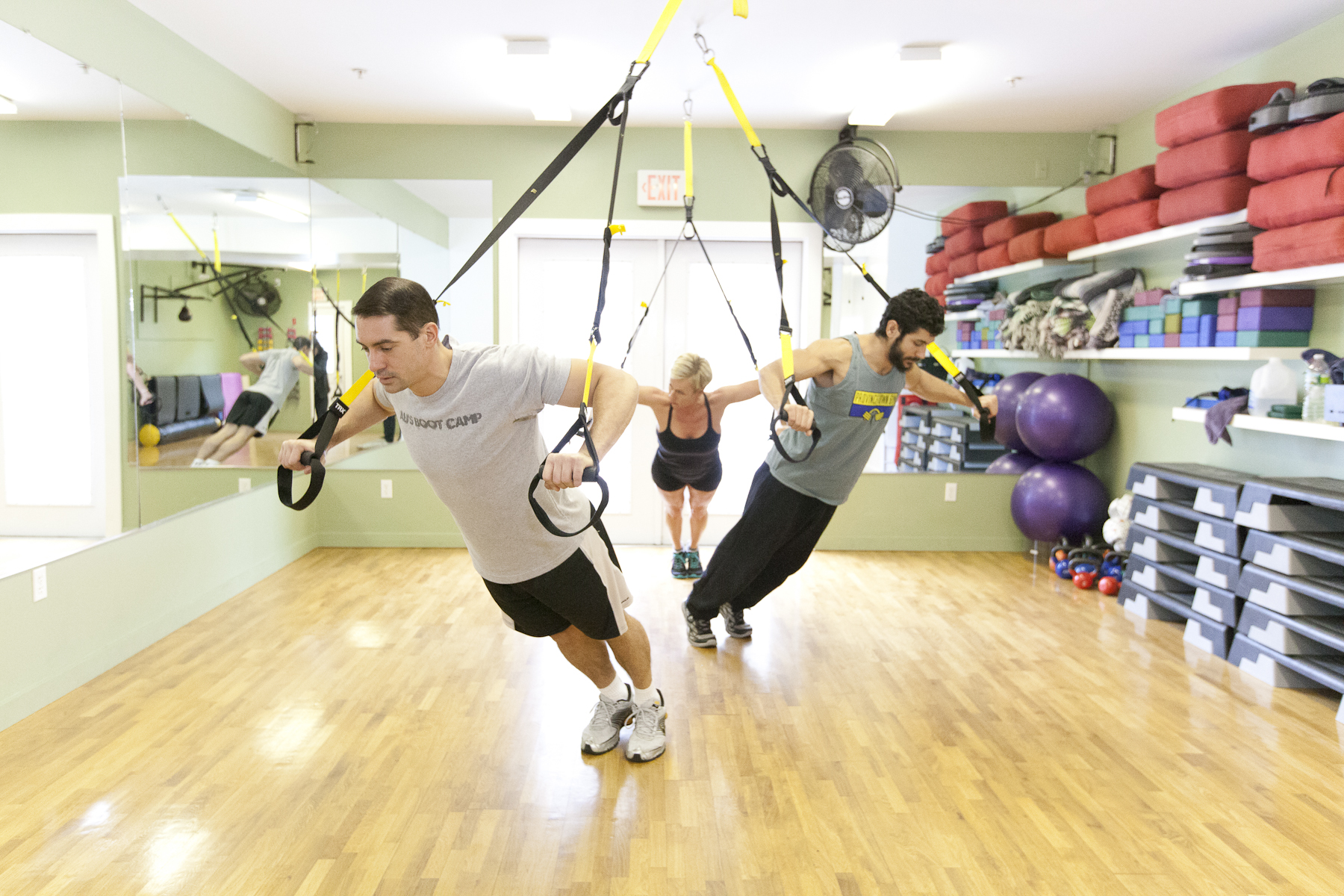 TRX CLASSES