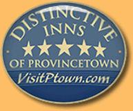 White Wind Inn Provincetown Distinctive Inns winner
