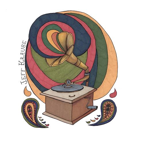 Circle Vinyl Sticker
