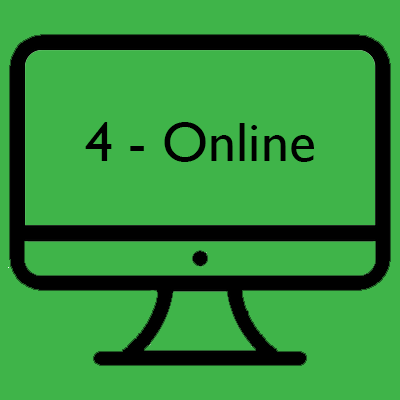 4 Online Lessons - 25% OFF