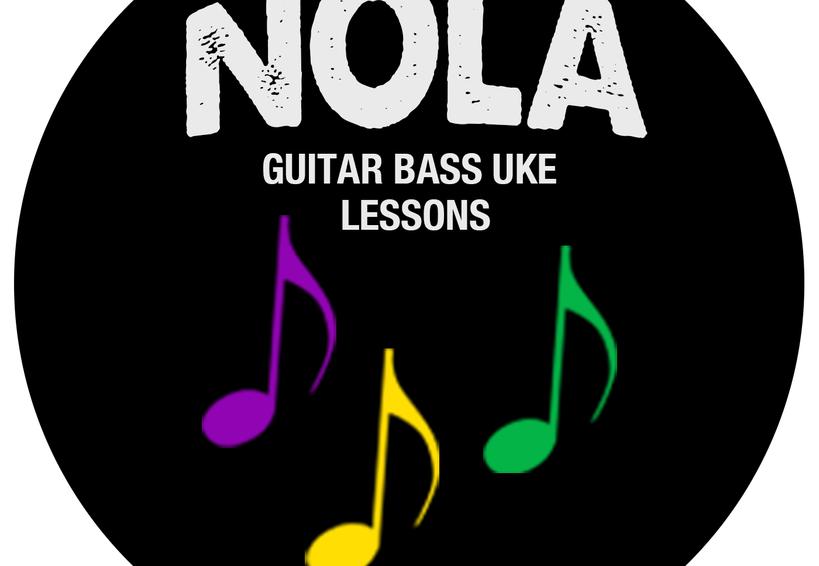 NOLA Guitar Bass Uke Lessons