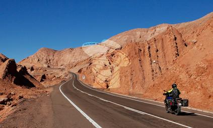 Cordillera de la Sal, Atacama