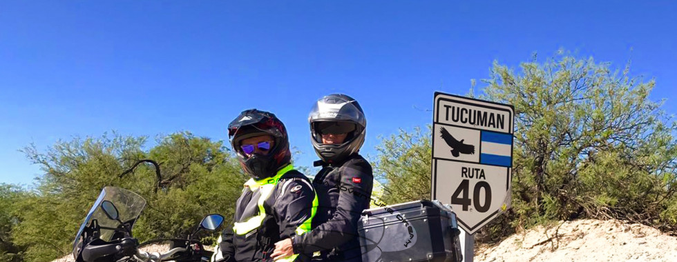 Ruta 40, Tucuman