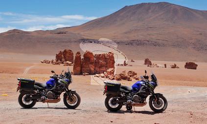 Monjes de la Pacana, Atacama