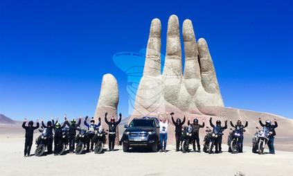 Mano del Desierto, Atacama