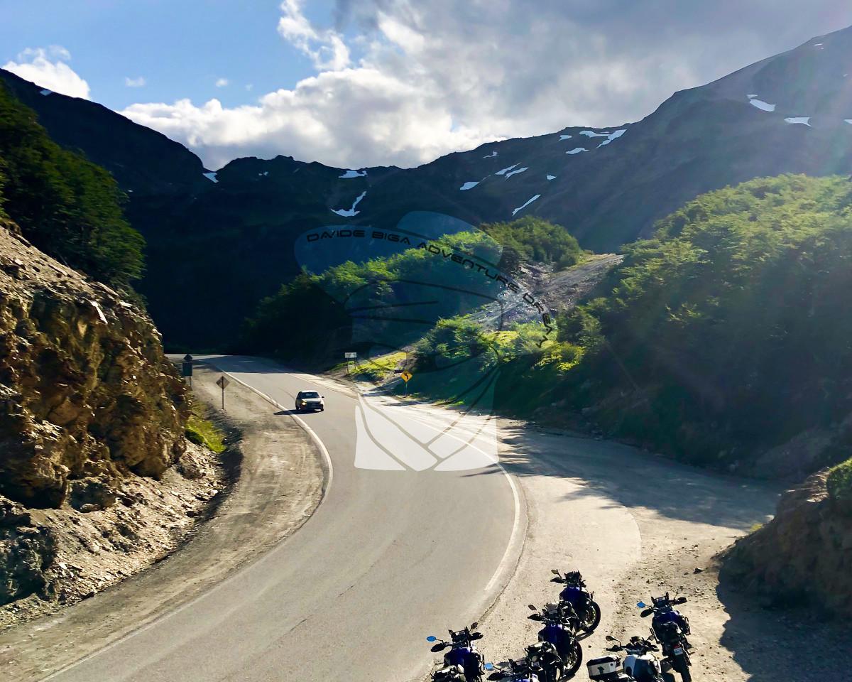 Passo Garilbaldi, Terra del Fuoco