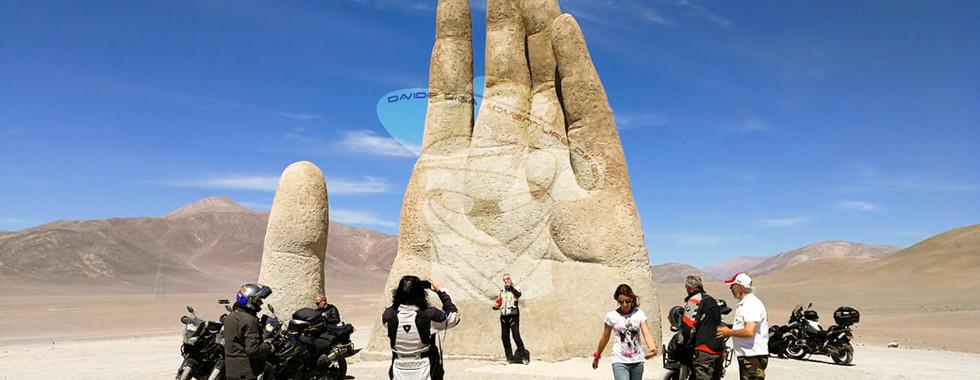 Mano del Deserto, Antofagasta