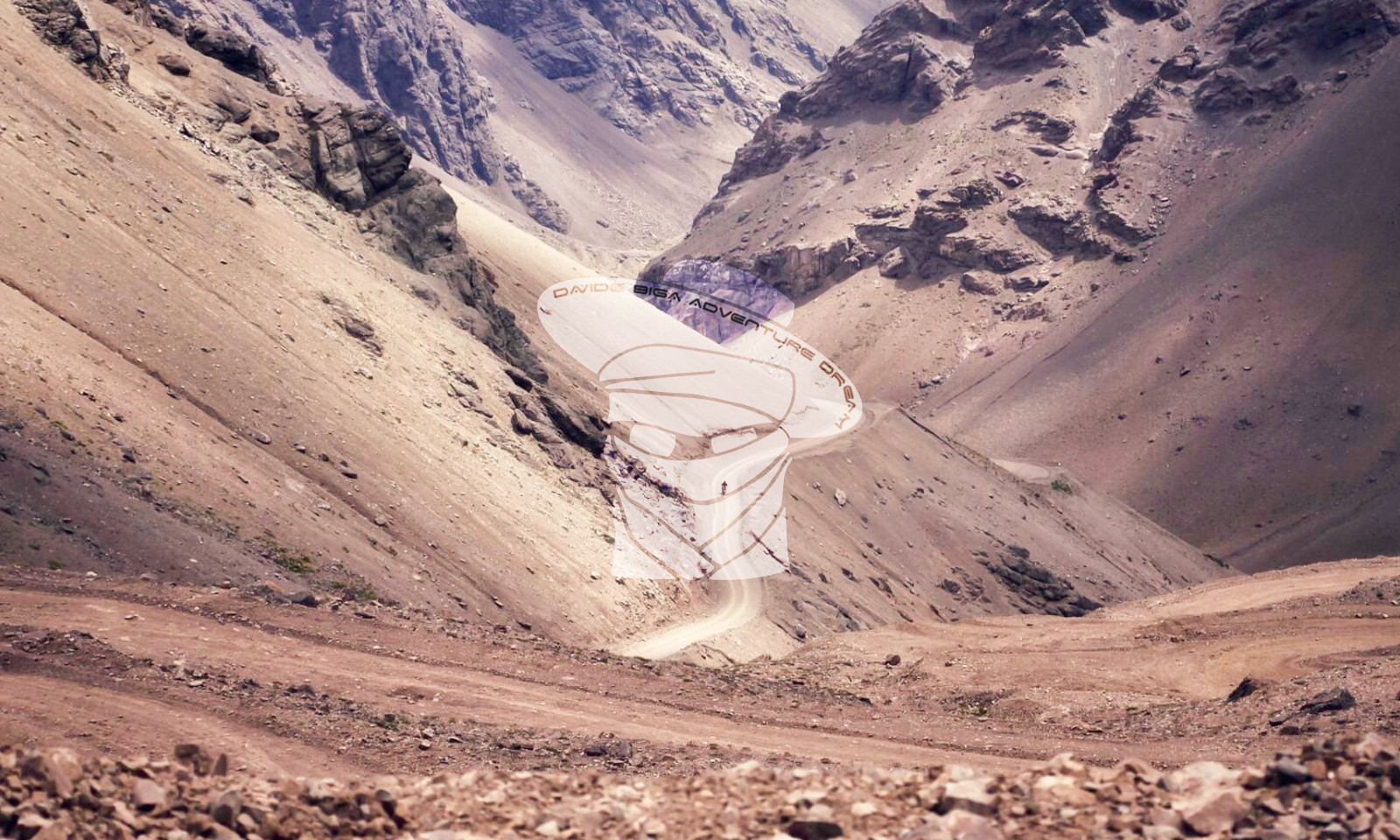 Ruta al Cristo Redentor de los Andes