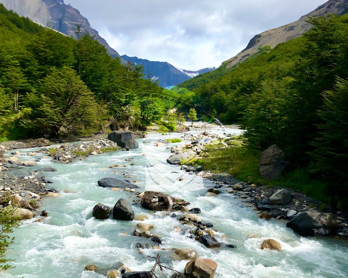 Parco Nazionale Torres del Paine, Patagonia