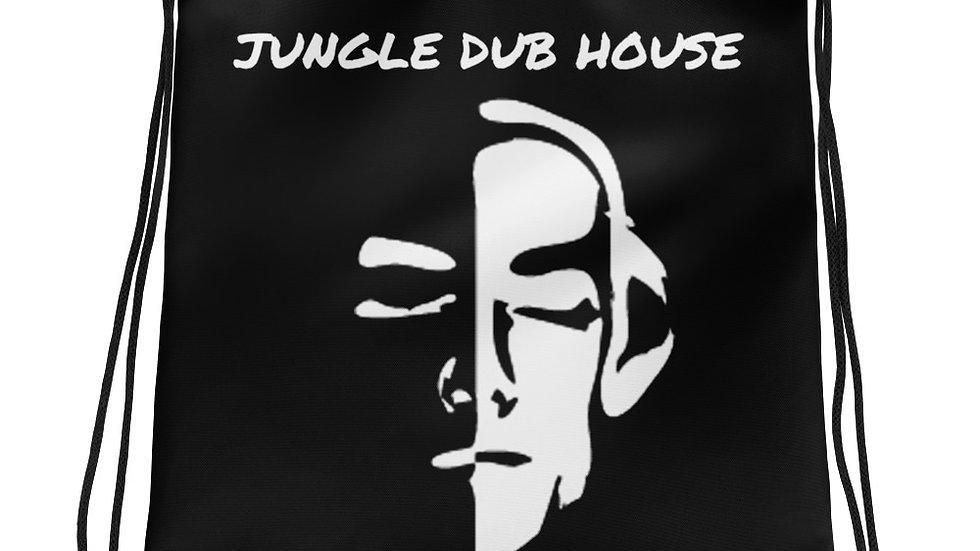 JUNGLE DUB HOUSE JUNGLIST Drawstring bag