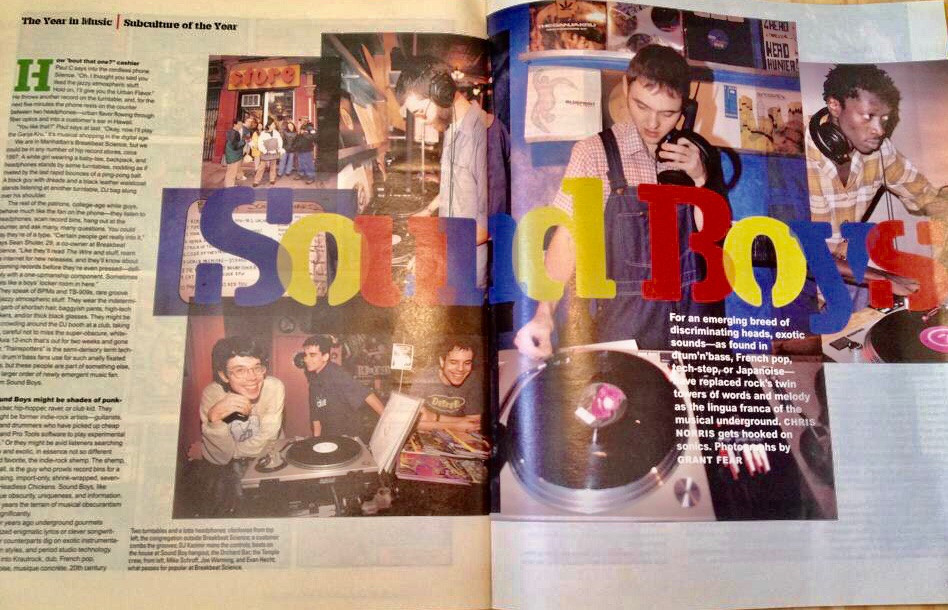 Spin  Magazine Year In Music
