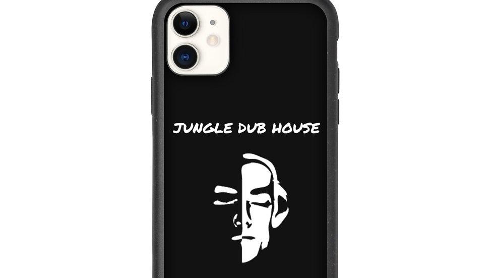 JUNGLE DUB HOUSE JUNGLIST Biodegradable phone case